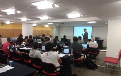 Kingsfield Partner Teaches in Brazil